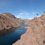 Hike to nearby Colorado River below Hoover Dam