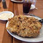 Texas Size Chicken Fried Steak