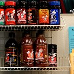Seasonings and sauces for sale