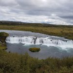 Faxafoss Waterfall