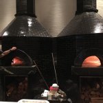 pizza ovens at The Redbury