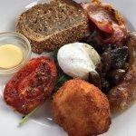 Mini Big Breakfast vs Big Breakfast