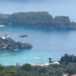 Corfu - heart shaped lagoon, paleokastritsa