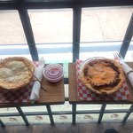 Wonderful Aussie Pies! Made fresh daily and full of flavor!