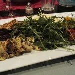 Antipasti légumes grillés