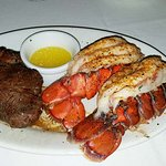 Ruth's Chris - Surf and Turf special