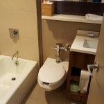 Small Bathroom, But Usable