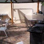 Interior Outdoor Kitchen