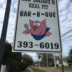 Big Daddy's Real Pit Bar B Que