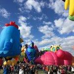 Balloon Fiesta Park Foto