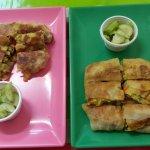 Roti-Mataba Photo