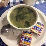 Italian Wedding Soup, do I take this soup to be delicious... I do! (see what I did there?)