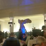 La Beasserie...grea ood and ambiance at Maya Palace Deluxe (extra $20US pp if not at deluxe)