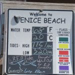 Rip currents and red tide