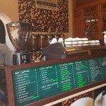 RainForest Coffee Bean