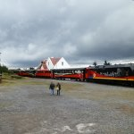 The train at Boliche