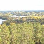 Mannanmäen näkötorni on avoinna kesäkaudella viikonloppuisin la -su klo 12 - 15.30.