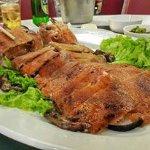 Roasted Piglet at Jia Tong Heng