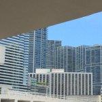 Condominiums in downtown Miami