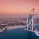 Burj Al Arab Jumeirah featuring The Terrace