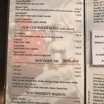 Ice cream menu (by andrelmsantos)