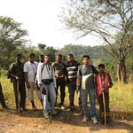 Company of some tribals