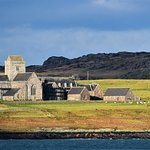 Iona Abbey is only a few miles away