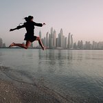 Dubai water front will have you jumping with joy