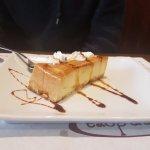 tarta de queso buenisima