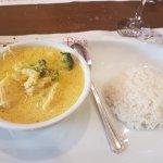 curry amarillo buenisimo