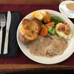 Sunday roast lunch