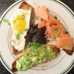 Toast Trio on our Brunch Special Menu