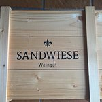 Nice (souvenir) wood shipping box.