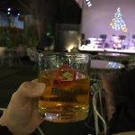 Beer lao!