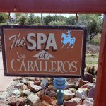 The spa at los caballeros