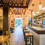 Interior Restaurante Las Maravillas - Ronda