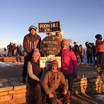 Summit of Poon Hill- 3210m.