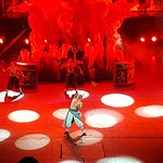 Photo de Red Theatre Beijing Kung Fu Show