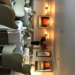 The beautifully relaxing Dining Room at Airds Hotel and  Restaurant
