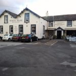The White Mare in the lovely village of Beckermet, West Cumbria
