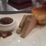 foie gras petite brioche toastée