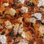 The Little Italy - Italian sausage, ricotta, basil