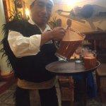 tazcalete bebida tradicional se toma fria con agua el color y el olor es raro pero el sabor es b