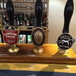 Great selection of well kept and frequently changing ales