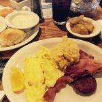 Sampler Breakfast