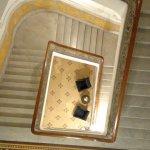 Hermosa escalera