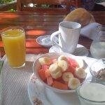 Free breakfast! Great coffee!