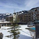 Kempinski Hotel Das Tirol Foto