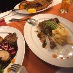 Photo de Voros Postakocsi Restaurant