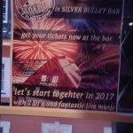 Silver Bullet Bar Foto